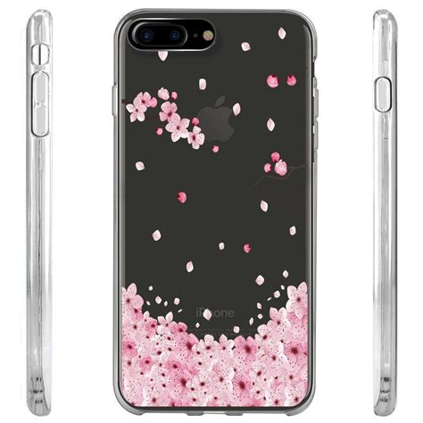 for apple iphone 7 7th 5 5 inch plus design clear tpu soft phone ebay