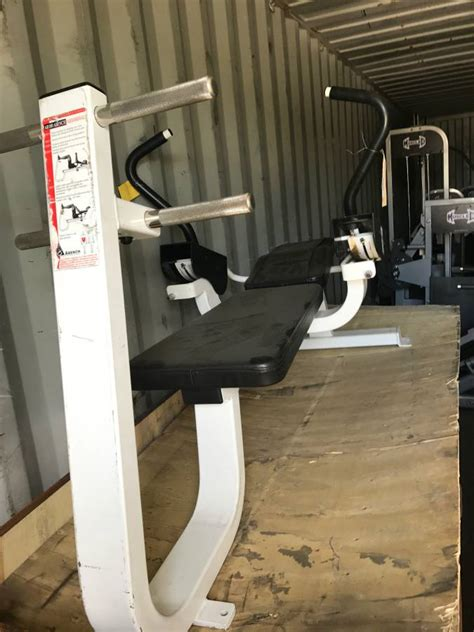 precor ab bench current sale primo fitness