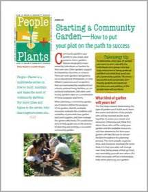 Starting A Community Garden by Starting A Community Garden How To Put Your Plot On The Path To Success Wisconsin Horticulture