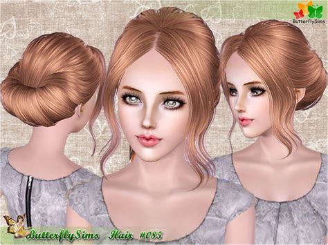 the sims 3 free hairstyles downloads hairstyle085 hairstyles b fly provide personalized