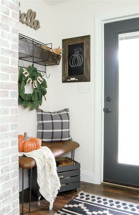 pretty functional small entry ways  happy housie