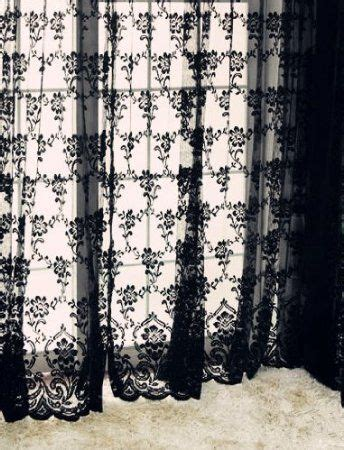Black Lace Window Valance 17 Best Images About Bedroom Style On
