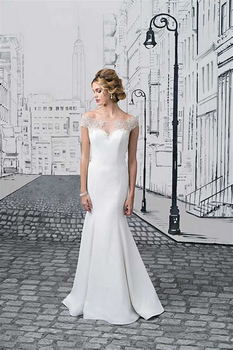 Wedding Dresses Justin by Justin 8878 Sposa Bridal Boutique Newcastle