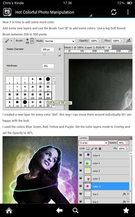 tutorial photoshop android photoshop tutorials free amazon fr appstore pour android