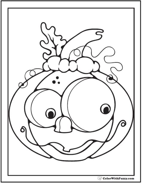 silly pumpkin coloring pages 72 halloween printable coloring pages customizable pdf
