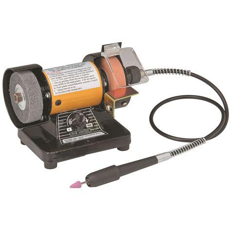 bench grinder manual bench grinder with flex shaft