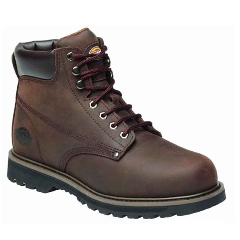 mens dickies boots dickies welton mens ankle boots casual work hiking