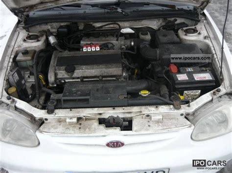 2000 Kia Sephia Engine 2000 Kia Sephia Instalacja Gazowa Car Photo And Specs