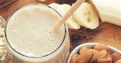bananas before bed a warm banana drink before bed can help you get a better night s sleep