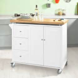 sobuy 174 kitchen serving trolley cart with folding hinged oceanstar bamboo kitchen cart with wine rack bkc1378 the