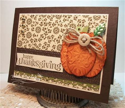 fall cards to make 17 best ideas about handmade thanksgiving cards on