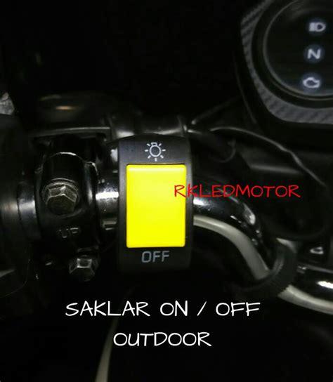 Jual Saklar Racing new cara pasang saklar lu satria f tutor