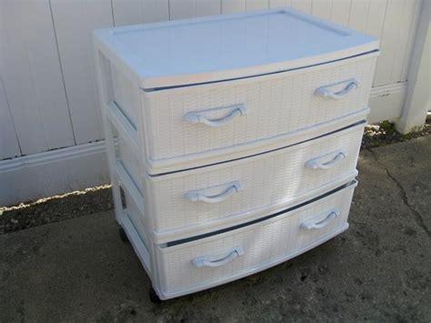 Plastic Dressers small plastic dresser