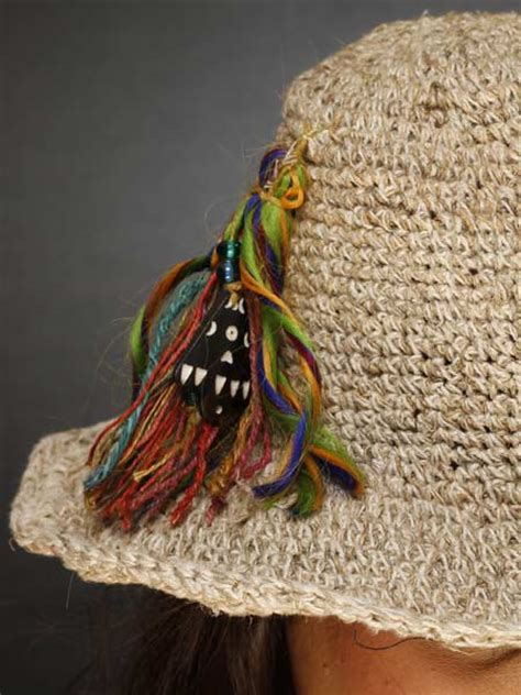 Himalayan Handmades - hemp cotton hats hemp products nepal hats