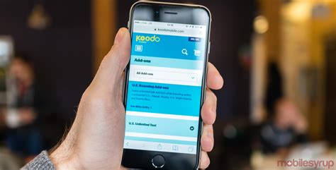 koodo mobile koodo offers mobile customers 10 monthly bill