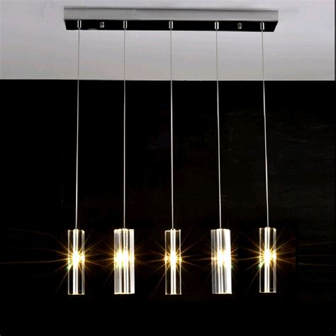 hanging dining room l led pendant lights modern kitchen - Hanging Lights In Room