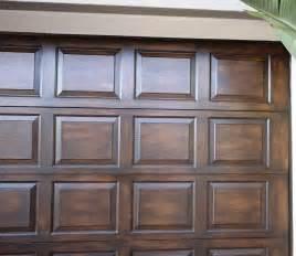 Faux Carriage Garage Door » Home Design 2017