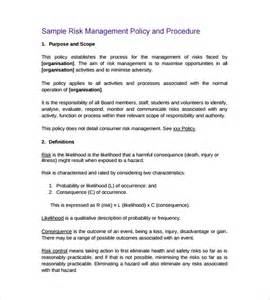 document management policy template policy and procedure template 10 documents in pdf