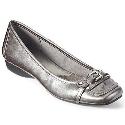 jcpenney womens flat shoes st johns bay 174 summerset womens patent flats jcpenney