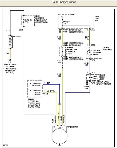 honda civic alternator wiring diagram wiring diagram