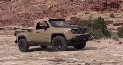 renegade jeep truck what it s like to drive a jeep renegade with a