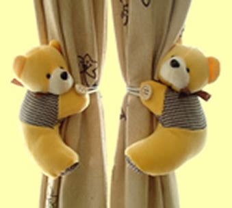 bear curtain tie backs 78 curtain tie backs to take inspiration from patterns hub
