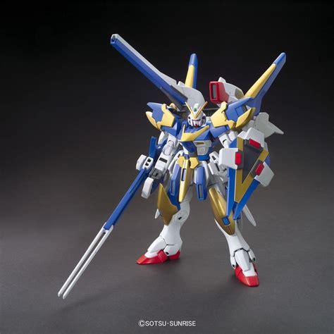 Gundam Victory hguc 1 144 victory two assault buster gundam update box