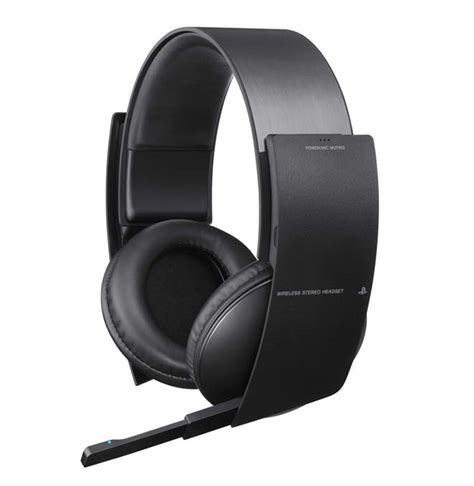 Headset Wireless Sony Gradly 187 Sony Announces Playstation 3 Official Wireless