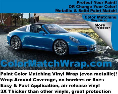 colorx labs paint color match vinyl wrap colorx