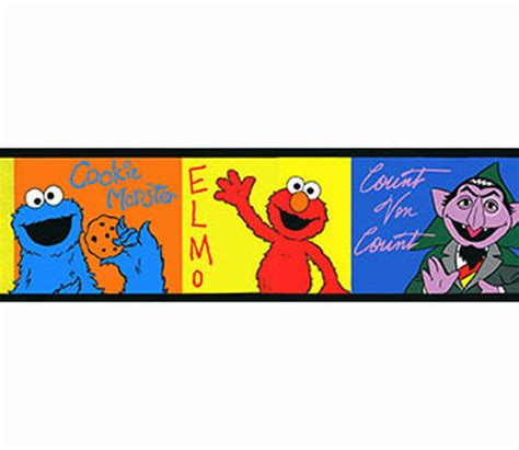 Elmo Wallpaper Border | elmo wallpaper border