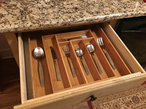 homecrest cutlery utensil divider traditional kitchen 1000 ideas about silverware organizer on pinterest