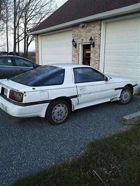 1987 Toyota Supra Transmission Buy Used 1987 Toyota Supra Base Hatchback 2 Door 3 0l In