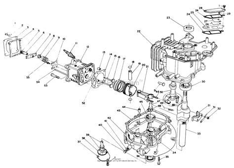 toro mower parts diagram diagrams 590743 diagram on toro engine 2017 toro 16870