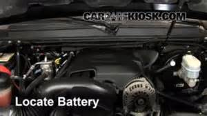 Where Is The Battery On A 2002 Cadillac Drl Replacement 2007 2014 Cadillac Escalade 2008