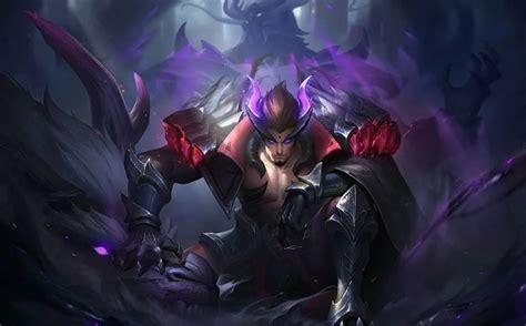mobile legends patch  black fierce dragon chong ph