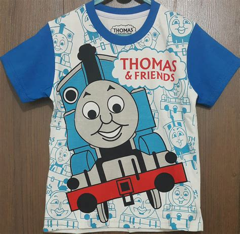 Kaos And Friends kaos anak and friends biru 1 6 grosir eceran