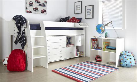 Study Room For Kids by Rondo Classic Cabin Bed
