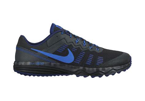 Jual Nike Dual Fusion Trail mens nike dual fusion 2 trail runner black blue