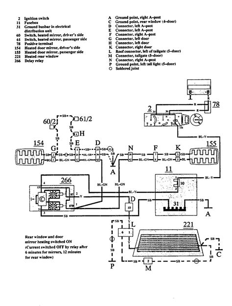 volvo wiring diagram 240 turnsisnal wiring diagram with