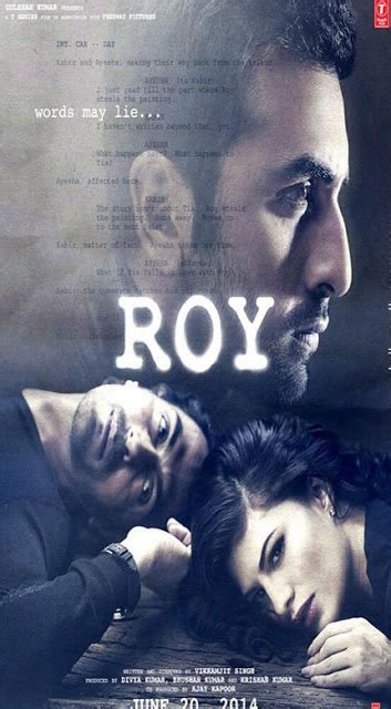 download free mp3 of roy roy 2013 hindi movie information hindi music beat