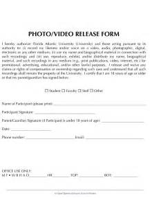 Photographic Release Form Template by 53 Free Photo Release Form Templates Word Pdf