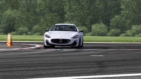 Maserati Granturismo Top Gear by Maserati Granturismo Mc Stradale Top Gear Track