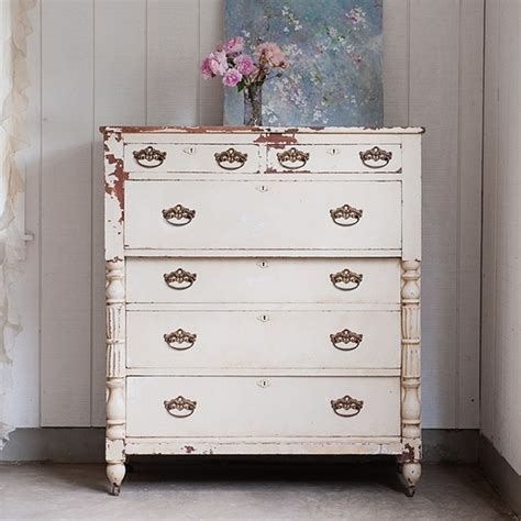 How To Paint Shabby Chic Dresser by Shabby Chic Vintage Dresser Interiors