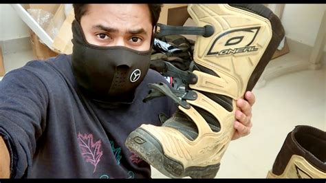 how to clean motocross boots how to clean motorcycle boots mx youtube