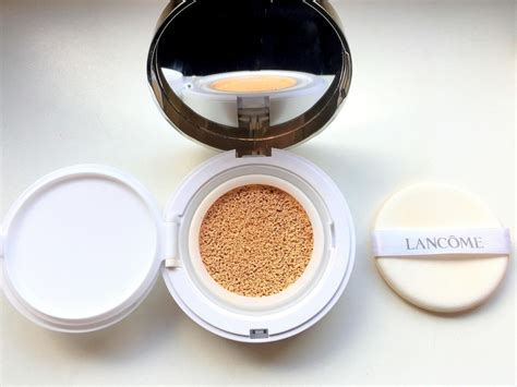 Lancome Miracle Cushion lancome teint miracle cushion highendlove