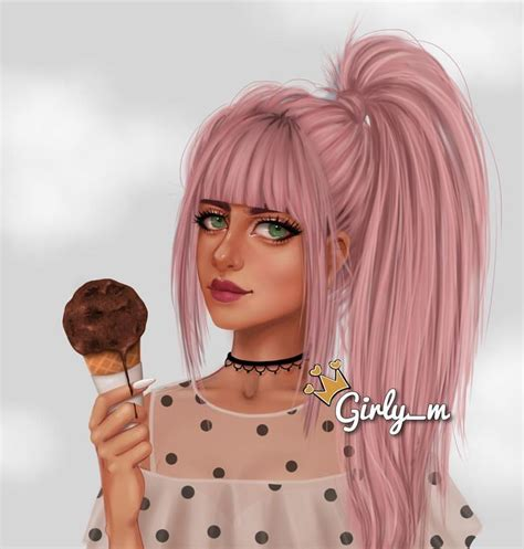sketchbook pro hair see this instagram photo by girly m 37 8k likes girly
