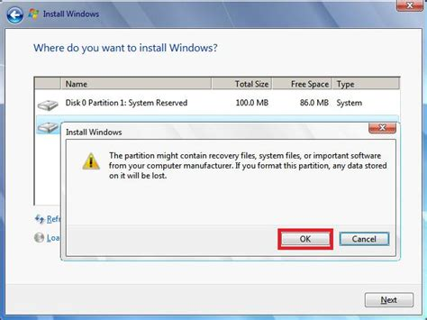 format without cd windows 8 windows could not format a partition on disk 0 error code