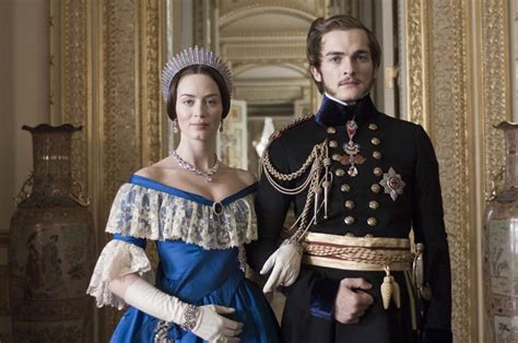 queen victoria film clips young victoria image gallery and lowdown