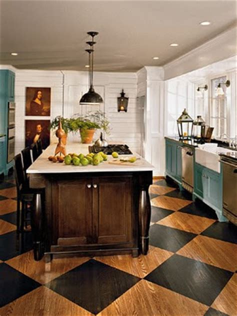 painted kitchen floor ideas lucky little stars painted floors the other fifth wall