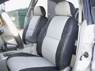 Seat Covers For Pontiac Grand Prix by Pontiac Grand Prix 2004 2008 Leather Like Seat Cover Ebay